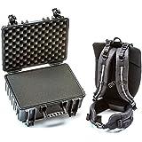 RayoMar (EO)2 Snap Pak Waterproof Hard case with Pick and Pluck Foam