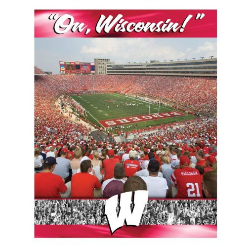 Cheap R and R Imports R and R Imports Inc. PZA-UW Wisconsin Badgers 500 piece Jigsaw Puzzle set 16x 20 (B004I6MRJ4)