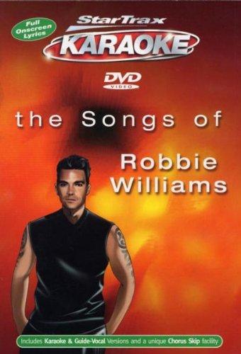 Karoake - the Songs of Robbie Williams [DVD]
