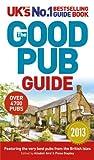Alisdair Aird The Good Pub Guide 2013