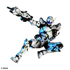 VANQUISH PLAY ARTS KAI- Sam Gideon 