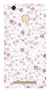 TrilMil Printed Designer Mobile Case Back Cover For Xiaomi Redmi 3 Pro