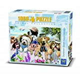 King Outdoor Guys 1000 Piece Jigsaw Puzzle