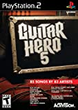 Guitar Hero 5 Stand Alone Software (Bilingual game-play) - PlayStation 2 Standard Edition