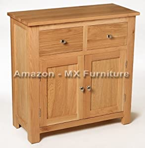 New Solid Oak Small Sideboard / Dresser Base       reviews and more information