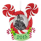 Hallmark Disney Mickey Mouse Photo Frame Christmas Ornament