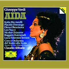 Verdi: Aida (3 disk)