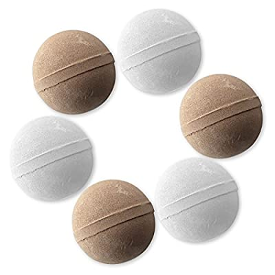 Proteove Sex Bath Bomb Kits -6 Pack of Assorted Spa Bath Fizzies with Organic & Natural Essential oil, Relaxation, Rose Geranium Adjust Incretion, Incressing Sex, Moisturizing Dry Skin