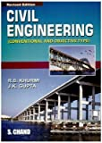Civil Engineering: Conventional and Objective Type (812192605X) by Khurmi, R. S.
