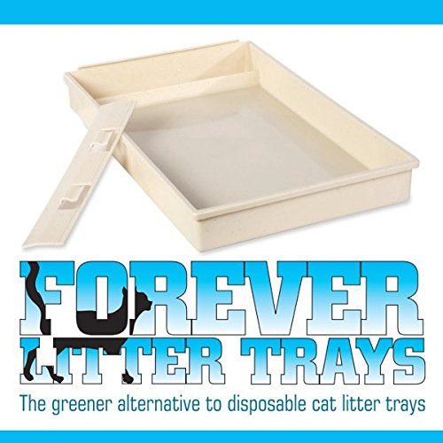 forever-litter-trayr-the-permanent-scoopfreer-compatible-litter-tray-the-original-best-selling-green