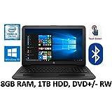 2017 HP Flagship Premium 15.6 Inch HD Touchscreen Black Edition Laptop PC, Intel Core I3-7100U 2.40 GHz Dual-Core...