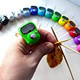 Shopo's 10 Pcs High Quality Tally Counting Digital Machine Finger Watch