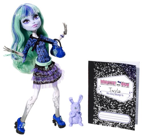 Monster High 13 Wishes Twyla Doll - 1