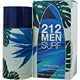 Carolina Herrera 212 Men Surf Limited Edition Eau de Toilette - 100 ml