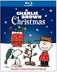 A Charlie Brown Christmas Blu-ray by Warner Home Video