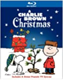 Peanuts a Charlie Brown Christmas [Blu-ray]