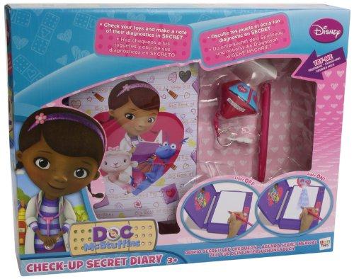 IMC Toys 43-855052 - Diario Secreto Electrónico Doctora Juguetes