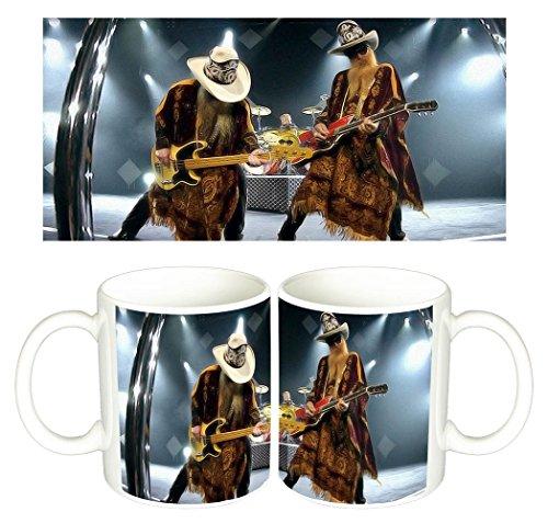 ZZ Top Live Tazza Mug