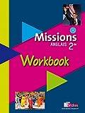 Anglais 2e Missions : Workbook A2/B1
