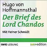 Der Brief des Lord Chandos | Hugo von Hoffmannsthal