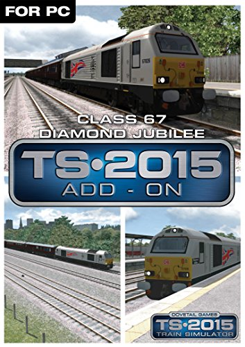 Class 67 Diamond Jubilee Loco Add-On [Download]