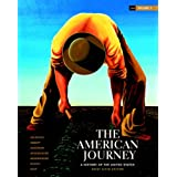 The American Journey: Brief Edition, Volume 2 (6th Edition)