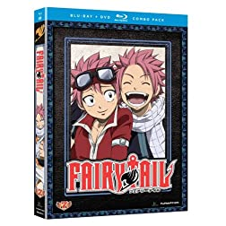 Fairy Tail: Part 7 (Blu-ray//DVD Combo