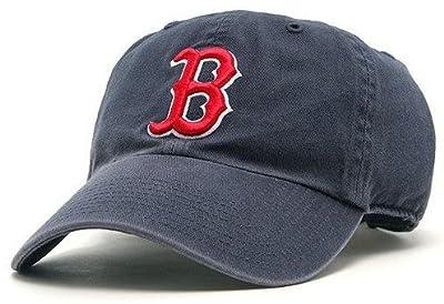 ボストン・レッドソックス MLB カジュアルキャップ(CLEAN UP CAP)