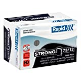 Rapid 24890800 1/2-Inch 73 Series Staples for Stapling Pliers with HD31, 5000 Per Box