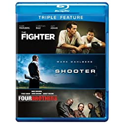 Mark Wahlberg: Triple Feature [Blu-ray]