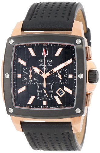 Bulova Men's 98B103 Marine Star Calendar Watch