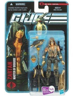 Buy Low Price Hasbro G.I. Joe Pursuit of Cobra 3 3/4 Inch Action Figure Desert Battle Zartan (B003QE9XLO)