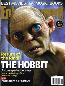 【ゴラム】Entertainment Weekly #1237 2/4 「ホビット:思いがけない冒険」