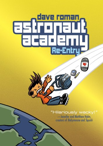 Astronaut Academy: Re-entry PDF