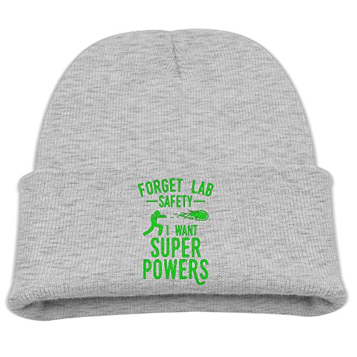 forget-lab-safety-i-want-super-powers-childrens-knit-beanie-hat-cool-knit-hat