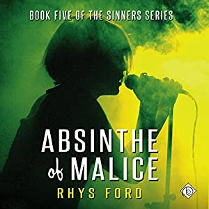 Absinthe of Malice Audiobook