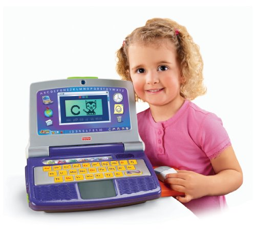 Fisher price fun 2 learn color flash laptop b001jqljn6 baby toys
