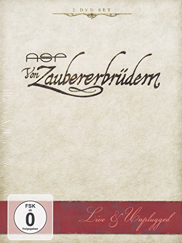 Asp - Von Zaubererbrüdern - Live & unplugged