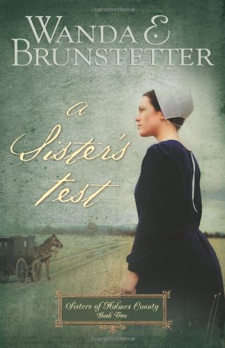 Image of A Sister's Test (Sisters of Holmes County, Book 2)