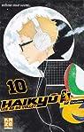 Haikyu !! Les As du volley, tome 10 par Furudate