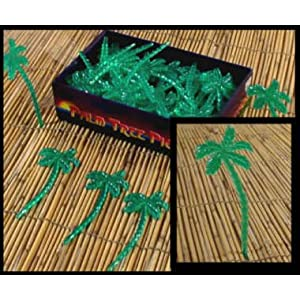 Click to buy Luau Plastic Palm Tree Picks (72 Pack)from Amazon!