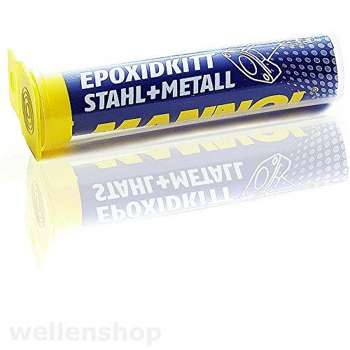 mannol-epoxidkitt-stahl-metall-epoxyspachtel-2-komponentenkleber-9928-56g