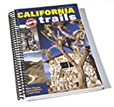 California Trails Desert Region (Spiral)