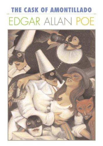 The Cask of Amontillado (Creative Short Stories) by Edgar Allan Poe