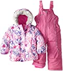 ZeroXposur Girl's Josie Snowsuit Set