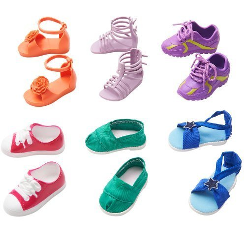 Journey Girls Fashion Shoe Pack by tr