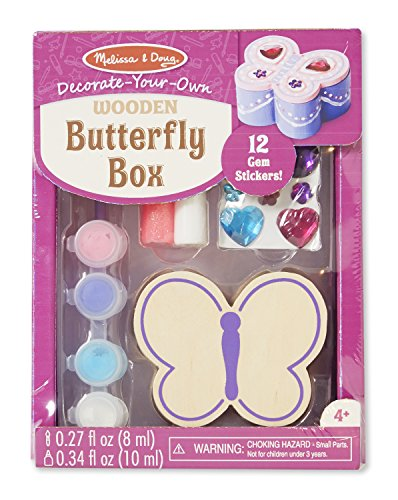 Melissa & Doug DYO Butterfly Box