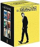 El Mentalista - Temporadas 1-6 [DVD]