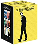 El Mentalista - Temporadas 1-6 [DVD] España