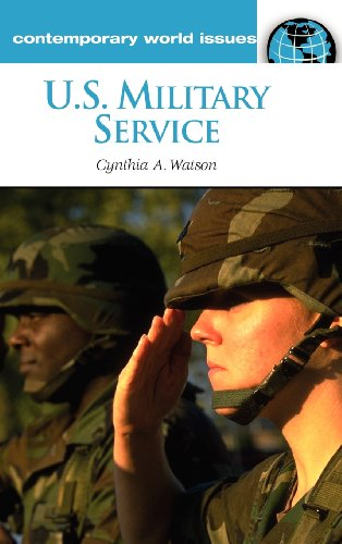 U.S. Military Service: A Reference Handbook (Contemporary World Issues)